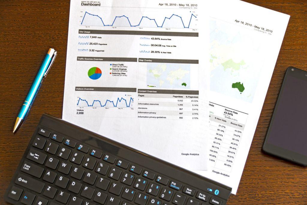 hakukoneoptimointi analyysi sivustosta, SEO Nomad Marketing